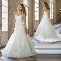 Dámské svatební šaty SIMONNE