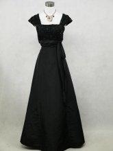 Dámské plesové šaty s rukávky