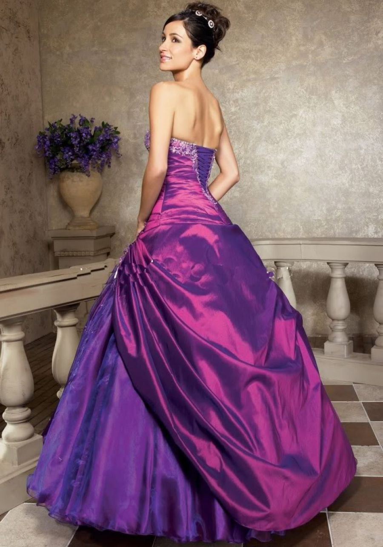 Nádherné plesové fialové šaty - skladem vel. XXL- IHNED K ODESLÁNÍ 2724626345
